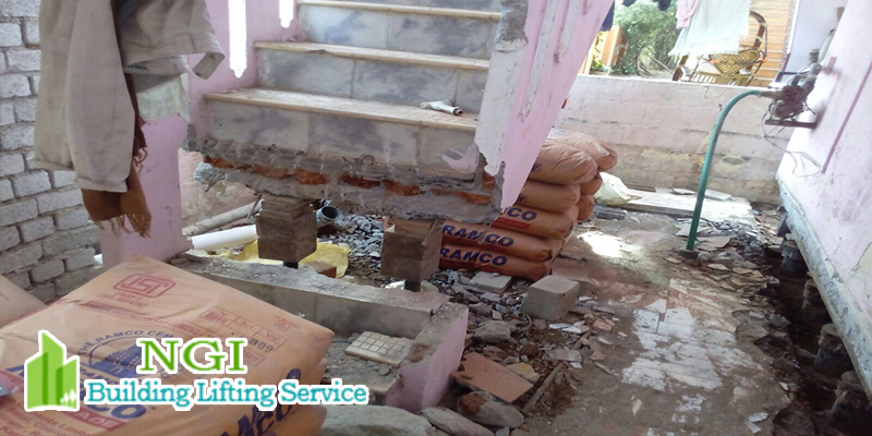 Building Lifting in Chennai